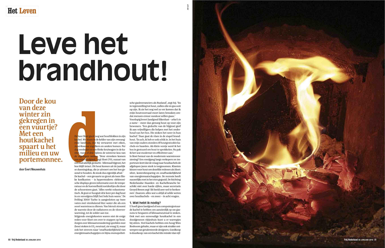 Houtblokken In Huis : Leve het brandhout evert nieuwenhuis journalist